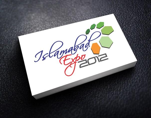 Expo logo design