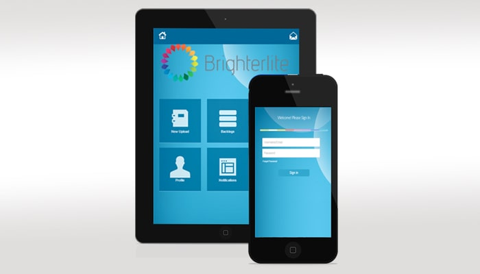 Brighterlite Mobile App